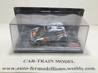 DIE-CAST Rally Montecarlo - Volkswagen Polo R WRC - by IXO 1:43 1/43