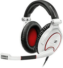 Sennheiser Game Zero White PC Gaming Headsets Comfortable Noise Blocking