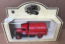 CHERVON COMMEMORATIVE MODEL RED CROWN GASOLINE TRUCK  MADE IN NEW ENGLAND