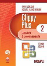 CLIPPY PLUS - 2  - LUGHEZZANI FLAVIA, ORLANDI NEUMANN NICOLETTA - HOEPLI