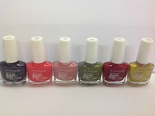 Maybelline Forever Strong Super Stay GEL Nail Colour 7 Days Polish Carbon Grey 815