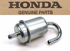 New Genuine Honda Fuel Gas Filter Strainer CBR VFR CB RVT ST (See Notes) #O145