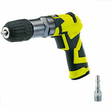 """Draper Storm Force 3/8"""" Composite Reversible Air Fed Chuck Screw Drill New 65138"""