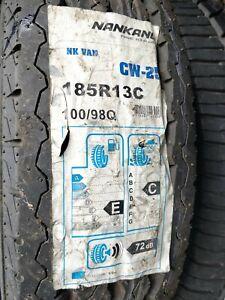 Nankang Tyre 185R13C CW-25