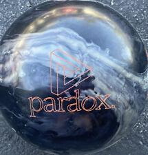 15lb Bowling Ball Track Paradox Black