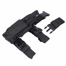 Airsoft Tactical Pistol Drop Leg Holster For Left/ Right Hand Thigh Gun Holsters