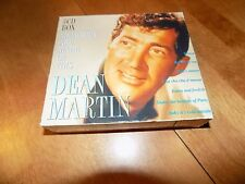 DEAN MARTIN Memories Are Made Of This 3 CD BOX SET 1960's Lounge Era Music