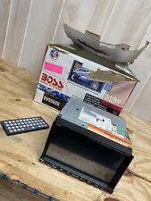 New listing Boss Bv9560B 7-Inch Car audio dvd, mp3 system Cd Player