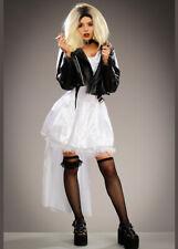 Ladies Childsplay Bride of Chucky Tiffany Costume Medium (UK 12-14)