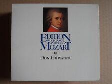 Mozart-Don Giovanni-Karajan-Ramey, Winbergh, Baltsa, Battle... 3er DGG CD BOX