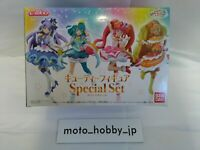 NEW Bandai Star Twinkle Pretty Cure Cutie Figure Special Set All 4 Types Japan