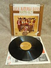 The BAJA MARIMBA BAND~Watch Out~A&M SP-4118