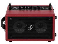 Phil Jones Bass Double Four BG-75 70W Single Channel Bass Guitar Amplifier Red