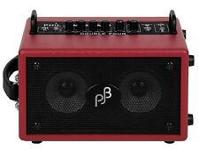 Phil Jones Bass Double Four BG-75 70W Single Channel Bass Guitar Amplifier Red