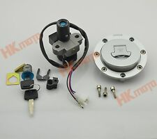 Ignition Switch Lock Cylinder Fit Honda CBR900 893 919 1993 1994 1995 1996 1997