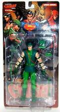 DC Direct Identity Crisis CW Green Arrow Oliver Queen Series 1 MOC Action Figure