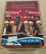 1997-98 STADIUM CLUB SERIES 1 NBA COMPLETE 120 CARD SET-MICHAEL JORDAN+DUNCAN RC