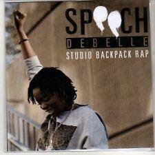 (DB80) Speech Debelle, Studio Backpack Rap - DJ CD