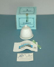 Lladro Porcelain Vintage Christmas Bell Ornament 1988 New Original Box #5525