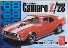 Amt 1968 '68 Chevrolet Camaro Z/28 in 1/25 868 /12 St Ca