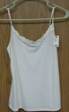 Women's The Limited Cami Ivory Cami Size Large NWT