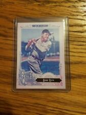 2017 Topps Gypsy Queen Missing Blackplate