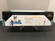 Electric Pet Heating Heater Pad Warm Blanket Waterproof Warming Mat for Dog Cat