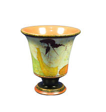 Pythagoras cup Pythagorean cup of justice with Dionysus hand painted classic per