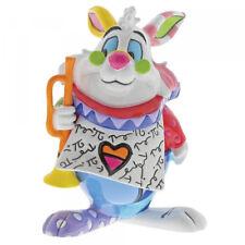 Disney Britto White Rabbit Mini Figurine 6001310