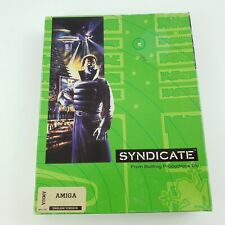 Commodore Amiga CD32 Game - Syndicate (Big Box Version)