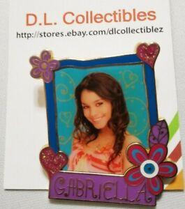 Disney High School Musical Gabriella Montez Pin