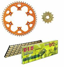 DID 520VX2 chain & 13t/50t Talon orange sprocket kit KTM 300EXC 2004-2017