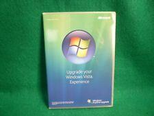 Microsoft Windows Vista Anytime Upgrade Disc 32 Bit English