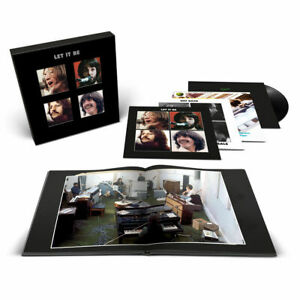 The Beatles Let It Be Special Edition Sealed Super Deluxe 5 Vinyl LP Box Set