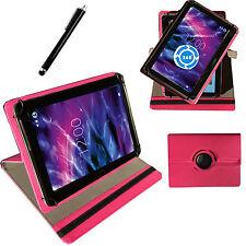 360° 7 Zoll Tablet Tasche für Archos Core 70 3G Schutz Hülle Pink