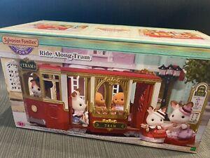 Sylvanian Families - Ride Along Tram #6007