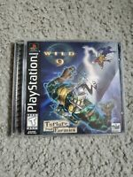 Wild 9 (Sony PlayStation 1, 1998) PS1 Complete
