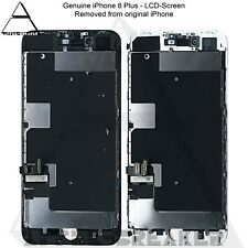 iPhone 8 Plus Original Genuine LCD Screen Complete With Parts Black & White