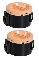 2pk For Xerox 106R02180 Black Toner Cartridge Phaser 3040 3040B 3045 3045NI