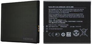 New OEM Nokia BV-L4A RM-984 RM-985 Lumia 830 Original Nokia Battery