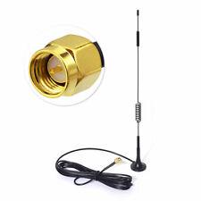 868MHz 915MHz RFID ZigBee 9dBi High Gain SMA Male Magnetic Base omni 3G Antenna