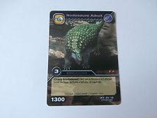 Carte Dinosaur King Nodosaure Adroit Aventure Spatio-Temporelles !!!