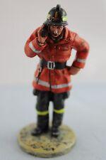 Del Prado Zinnfigur, Fireman, Venice, fire dress, Italy, 1998