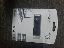 PNY 16GB Attache USB 2.0 Flash Drives Memory USB NEW