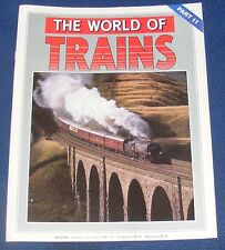 THE WORLD OF TRAINS PART 11 - BULLEID'S LIGHT PACIFICS/THE RAILWAY NAVVIES