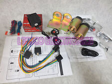 DIY Shaved Door Popper Kit for 2 Door with 2 Remotes - 45 lbs Popper System
