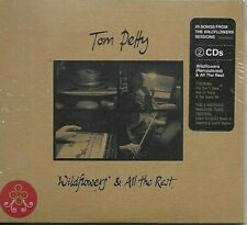 Tom Petty - Wildflowers & All The Rest - SEALED 2 CD Set