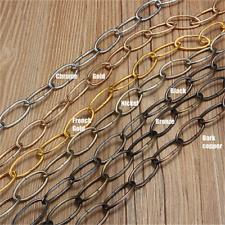 1M Heavy Duty Chain For Vintage Chandelier Hanging Lamp Pendant Lighting M