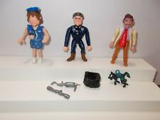 Kenner Police Academy Action Figure Lot Takleberry & More + Cat