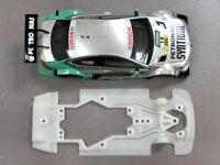 Chasis Mercedes C-Coupe DTM Pro Super  Soft compatible Scalextric KAT Racing